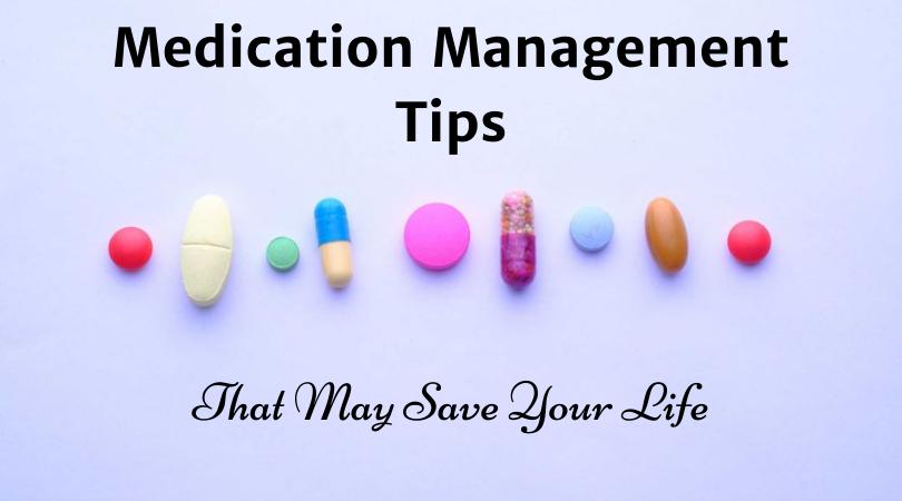 Medication Management Tips